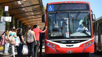 las ventanillas abiertas en el transporte publico
