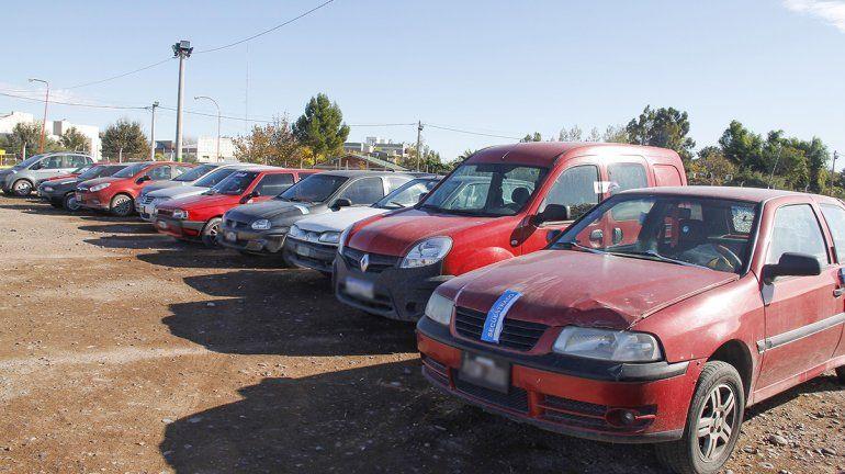 Cipolletti: Municipio ofrece financiación para retirar vehículos secuestrados