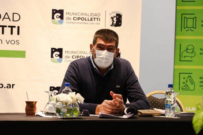 El intendente Claudio Di Tella no quiere poner en riesgo las cuentas municipales. Apuesta a una mirada realista y responsable de las posibilidades de la comuna.
