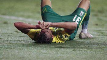 Dramática caída del equipo de Florencio Varela.