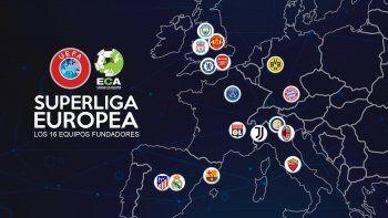 ¿Se cae la Champions? Los 15 clubes más fuertes de Europa desafían a la FIFA