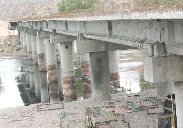 El viernes se reinician las obras del puente de la Isla Jordán