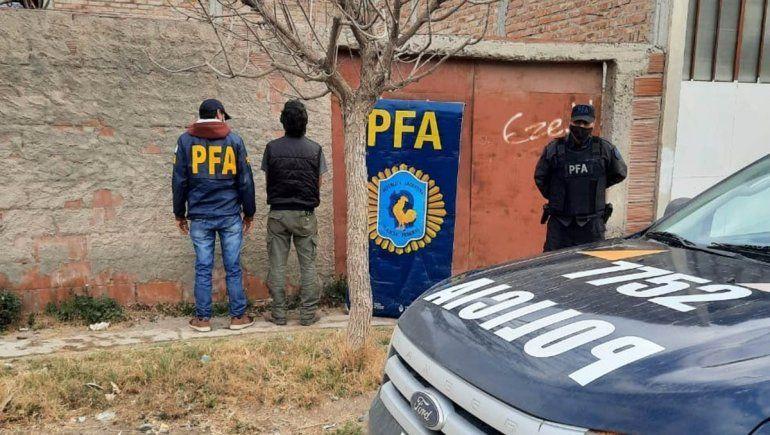 La Federal detuvo a dos prófugos de la Justicia