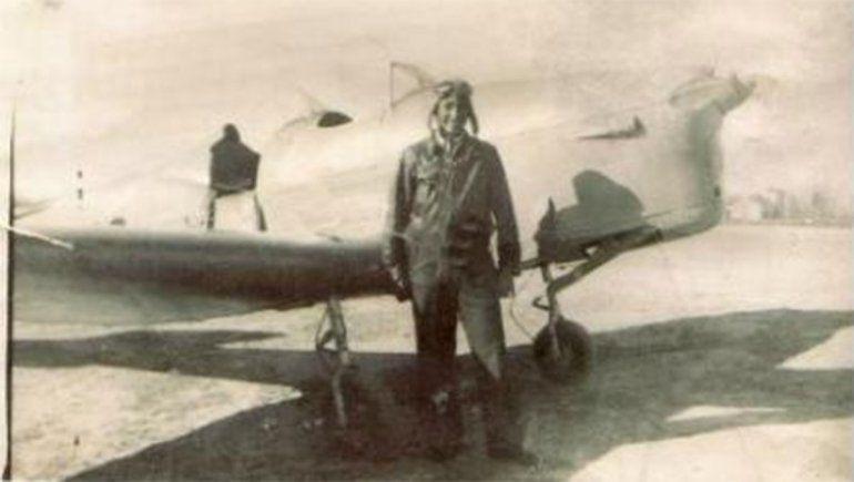 Lorenzo Marzialetti, el gran maestro de los pilotos de avión del Valle