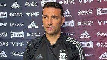 Con Messi, Acuña y regresos ruidosos, Scaloni dio la lista