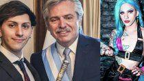 dyhzy, el hije del presidente, sacara su dni no binario