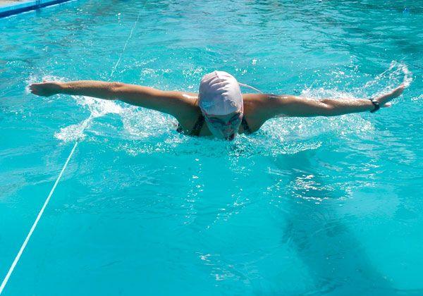 Río Negro saca ventajas en natación