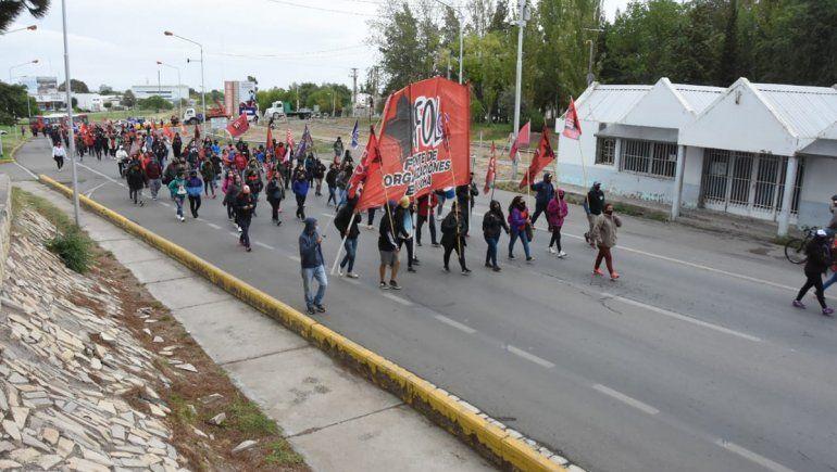 Levantaron la protesta y no cortarán los puentes carreteros