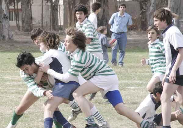 La nueva temporada del rugby infantil