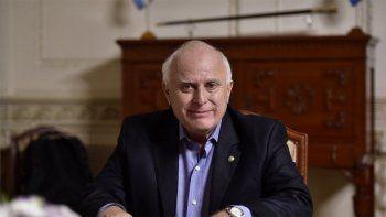 Murió por coronavirus el exgobernador de Santa Fe, Miguel Lifschitz