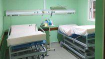 el hospital amplio la terapia para dar batalla a la segunda ola