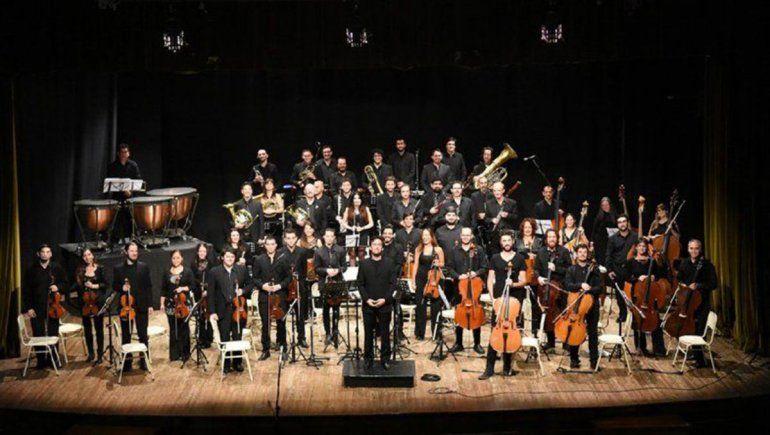 La Filarmónica de Río Negro vuelve al Alto Valle con un estreno absoluto