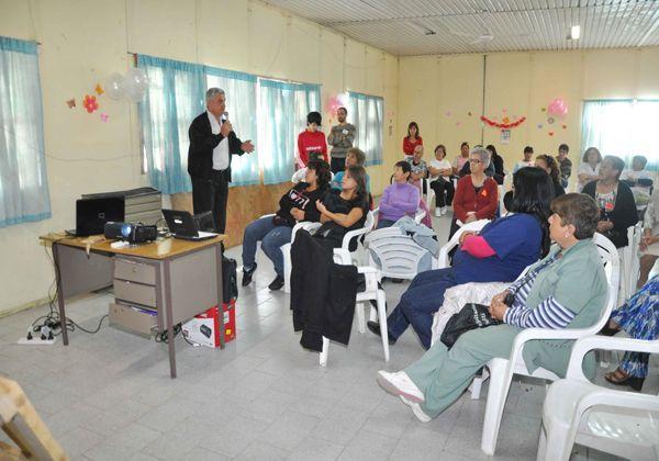 La comuna de Cipolletti celebró el Día Internacional de la Mujer