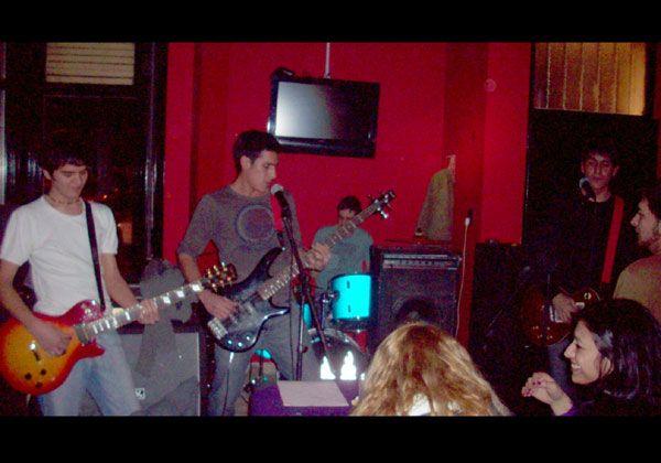 Noche de rock por triplicado