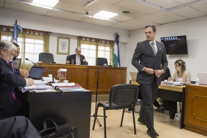 Arranca el juicio de cesura contra Rodríguez Lastra