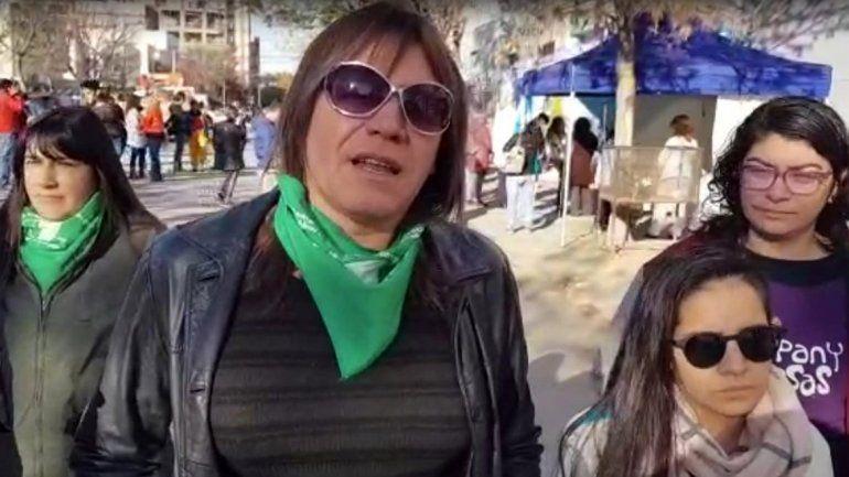 Ornella Infante: Hoy estamos ante un momento histórico