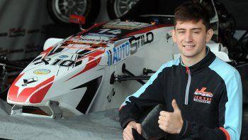 Mateo Polakovich vuelve a la Fórmula Renault 2.0 en La Pampa