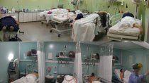 la guardia no tendra mas sala de espera para internar a pacientes covid