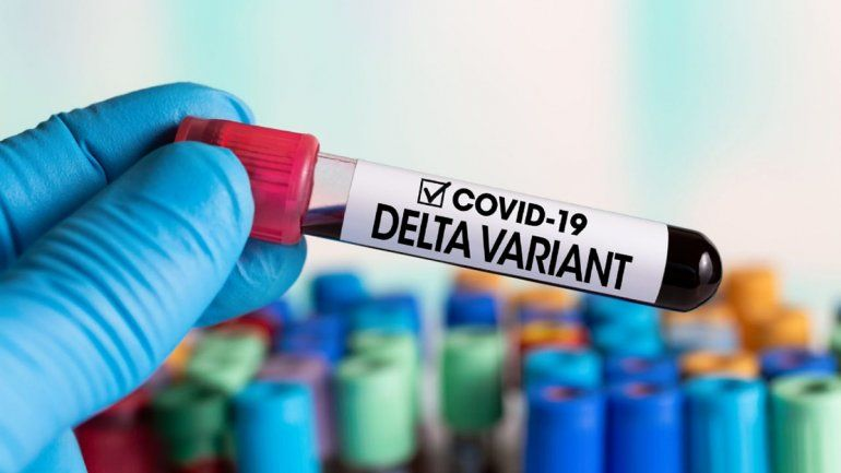 Alerta: detectaron cinco casos de la variante Delta, sin nexo con viajeros