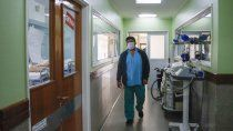 ocho cipolenos con covid-19 esperan una cama en la guardia del hospital
