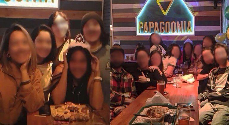 Festejaron un cumpleaños en un bar y se contagiaron de Covid