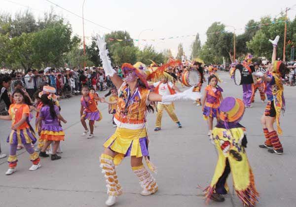 Gran cierre del Carnaval de los Peques