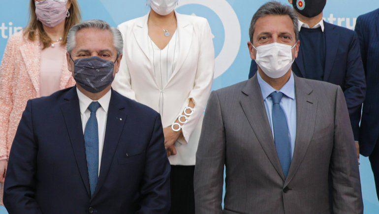 Sergio Massa y su rol para contener la crisis en el Gabinete