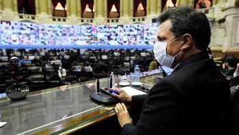 Diputados: balance a un año de la primera sesión virtual