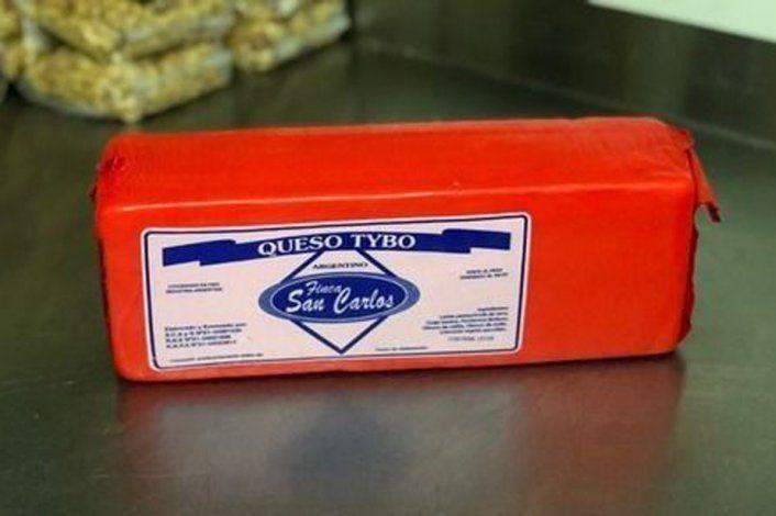 Prohíben la comercialización de un queso por rotulación trucha