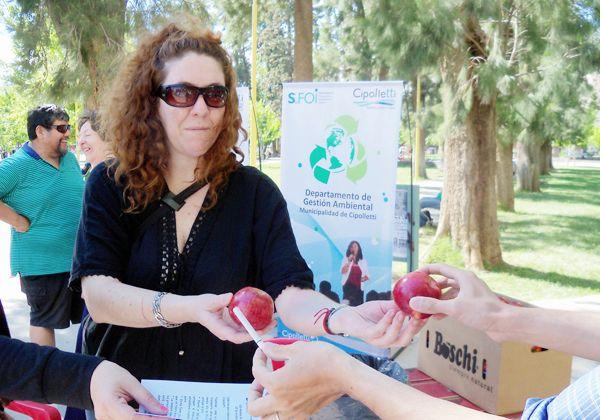 Creativa campaña por  el Día Mundial del Aire Puro