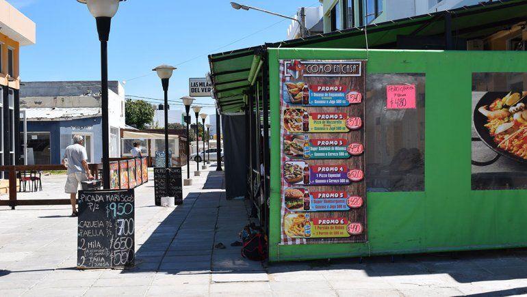 En Las Grutas, la comida subió un 40% en un año