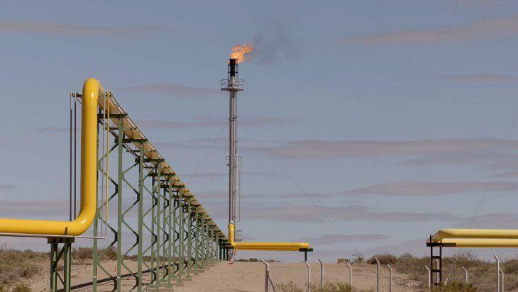 Nación invertirá u$s 580 millones en producción de gas