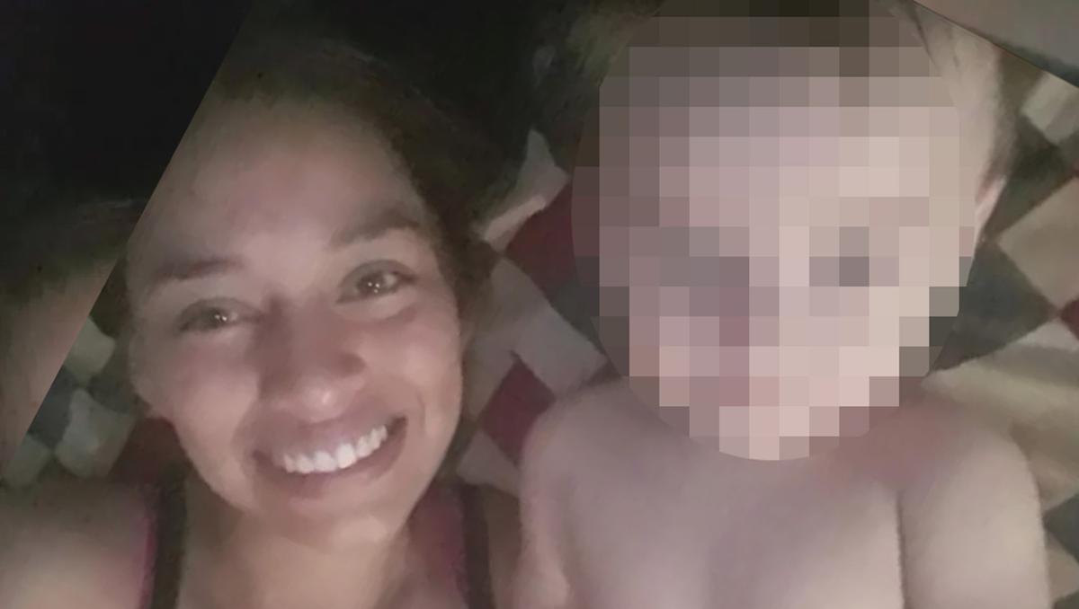 una mujer policia mato a su bebe de un tiro y se suicido