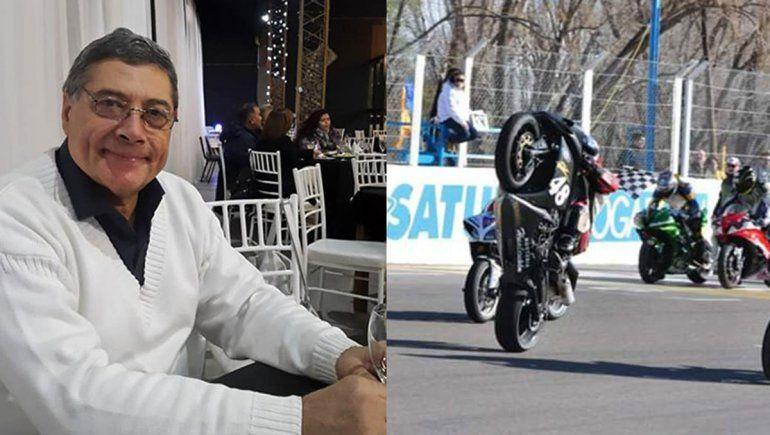 La muerte por COVID de un campeón que enluta al motociclismo