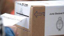 rio negro y el pais ya votan en las paso