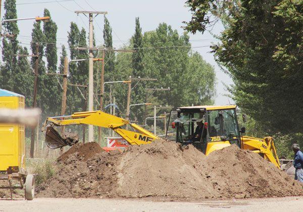 Corte de tránsito en calle Estado de Israel por reparaciones en puente