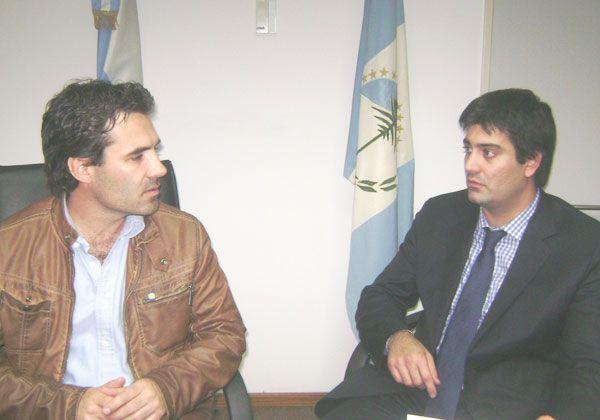 """La fruticultura es """"la prioridad"""" del ministro Pichetto"""