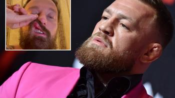 Escándalo: McGregor fue al Vaticano a bautizar al hijo y le dio una golpiza a un DJ