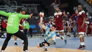 Mundial de Handball: Argentina cayó ante Qatar y complicó el pase a cuartos