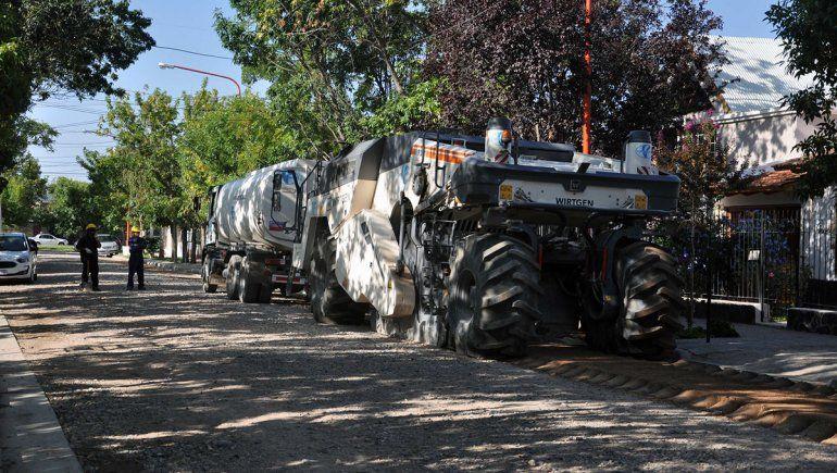 La Muni no piensa en nuevas obras hasta 2021