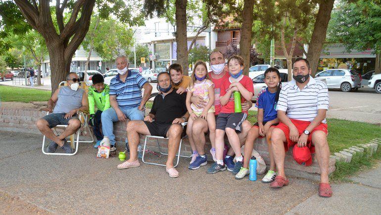La Banda del Parque cipoleño