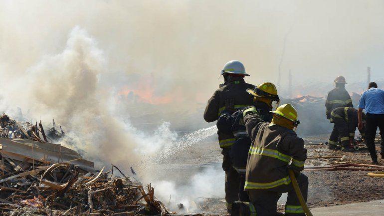 Murió un nene de 12 años en un incendio en Neuquén