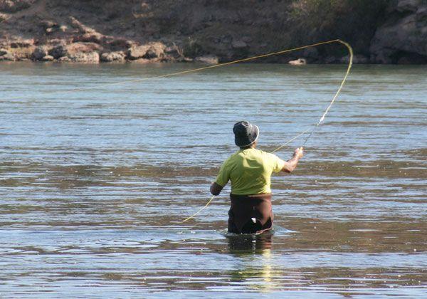 Un finde dedicado a pescadores