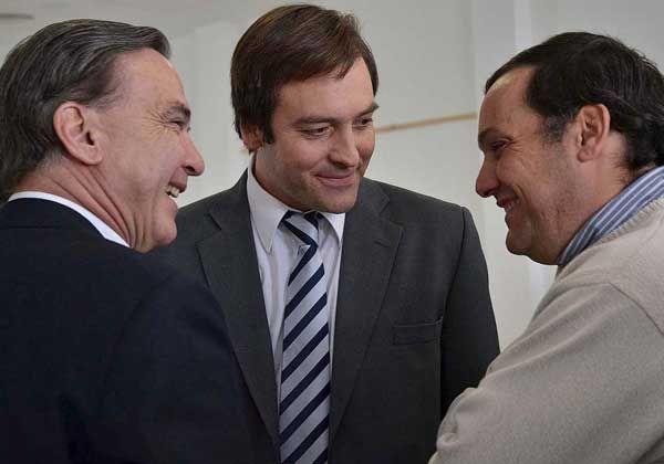 Soria negó su renuncia como titular de la Liga de Intendentes del PJ