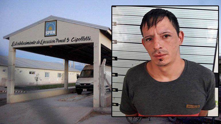 Atraparon al preso que se había fugado de la cárcel cipoleña