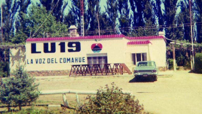 LU19, la historia de la Voz del Comahue