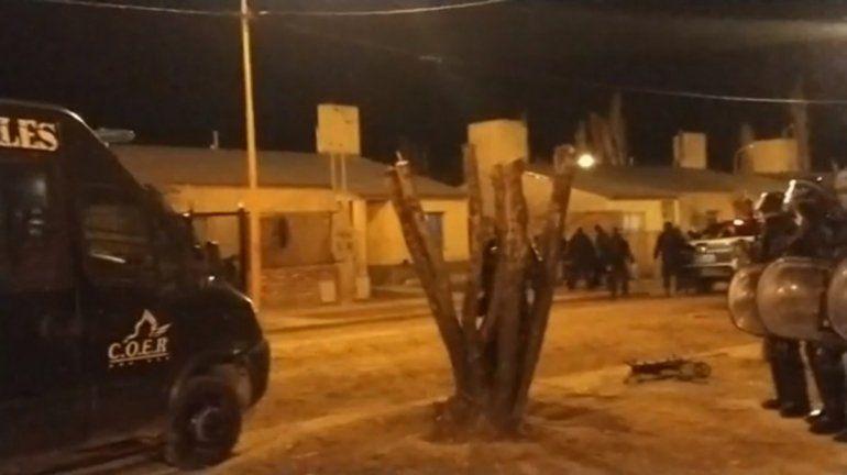 Huergo: una reunión social terminó con agresiones y varios detenidos