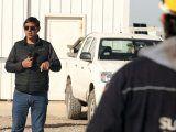 Marcelo Rucci, dirigente del Sindicato del Petróleo y Gas Privado de Río Negro, Neuquén y La Pampa.