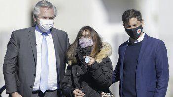 Fernández: Me avergonzaría quedar mal con los argentinos