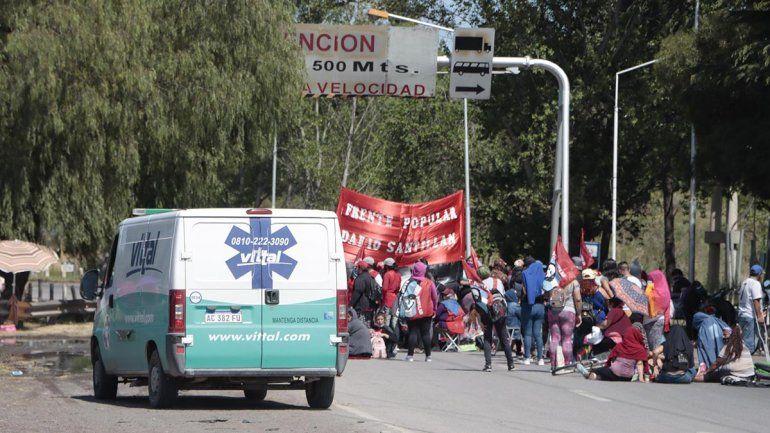 Las organizaciones sociales se movilizan otra vez por tierras